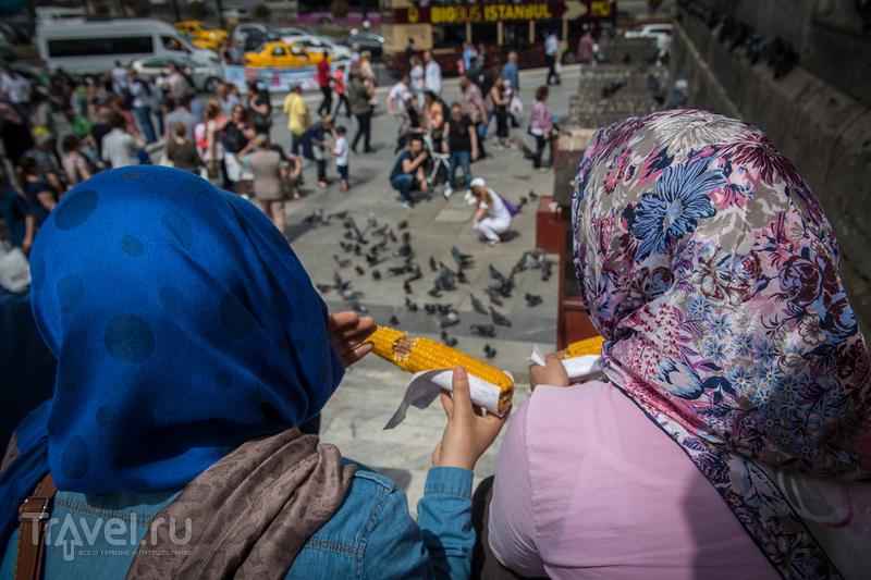 Перебирая летнюю съемку из Стамбула... / Турция