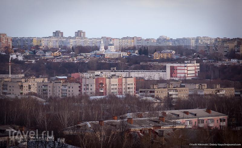 Владимир с высоты / Россия