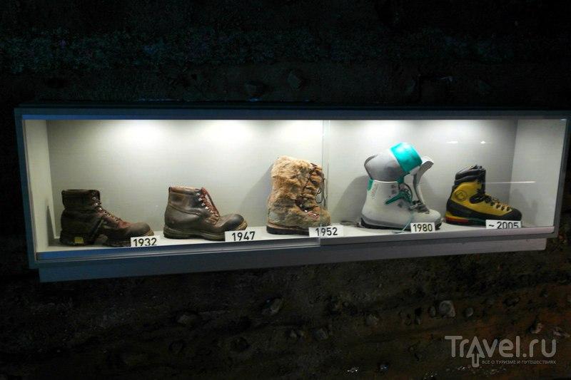 Церматт, Швейцария - Музей Маттерхорна / Швейцария
