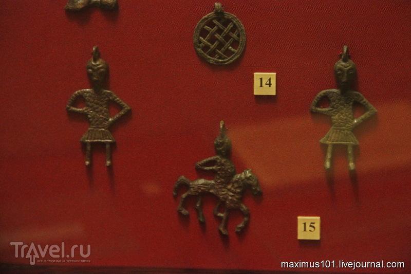 Древняя Русь в Историческом музее в Москве / Россия