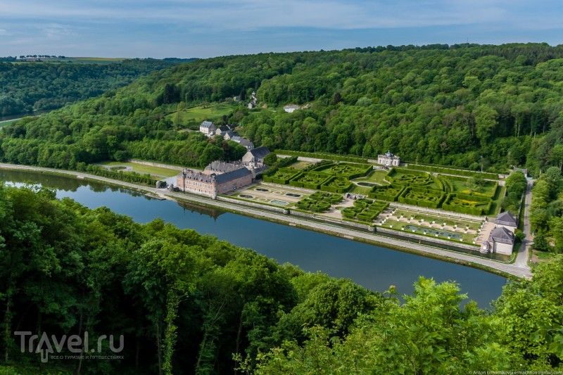 Долина реки Маас / Фото из Бельгии