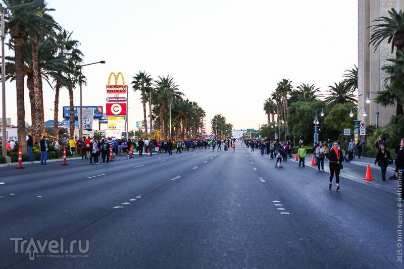 Лас Вегас, совсем без казино не получится / Фото из США