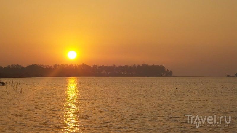 Океан в Гоа / Индия
