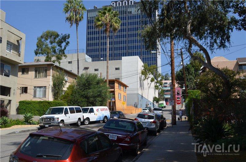 Лос-Анджелес - Голливуд и Аллея Звезд / США