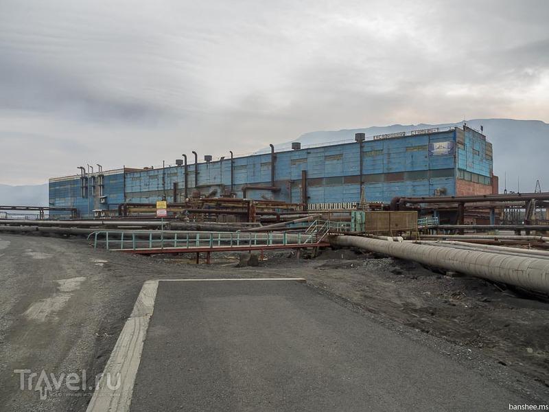 Норильск, прогулка на Голгофу / Россия