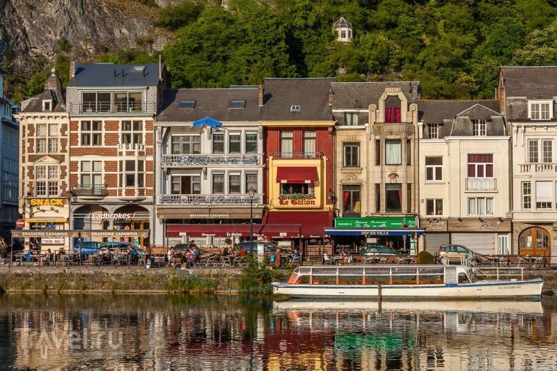Автопутешествие по Бенилюксу. Великолепный Динан / Фото из Бельгии