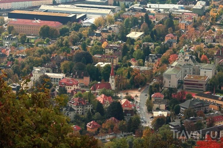 Инсбрук - рукотворная красота / Фото из Австрии