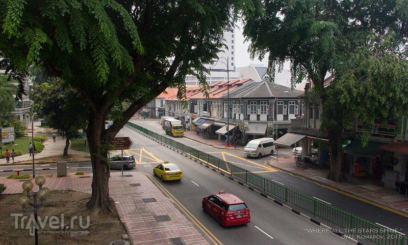 Из Сингапура с подробностями: пешком к East Coast Park / Сингапур