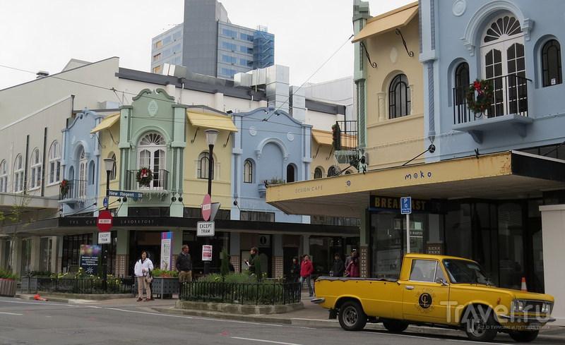 Открытие Новой Зеландии. Крайстчерч / Фото из Новой Зеландии