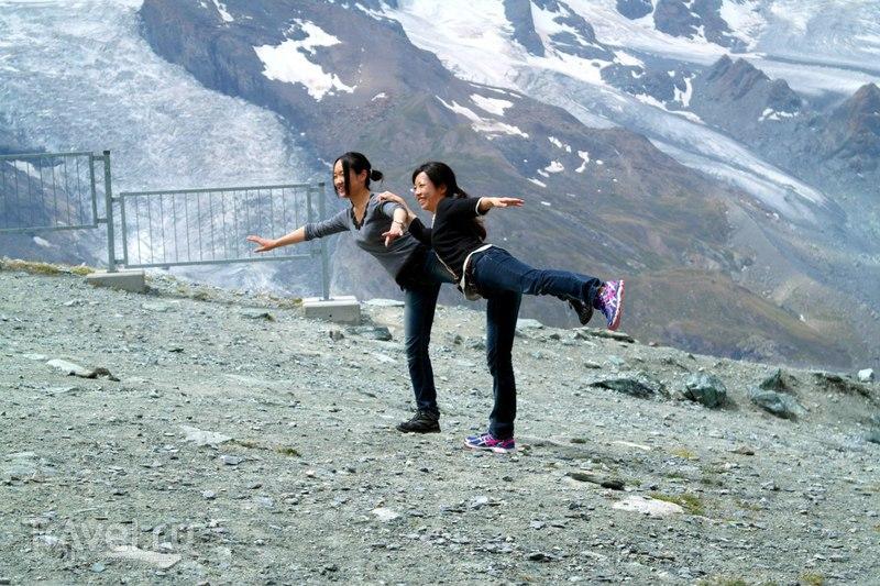 Горнерграт - Что делать, когда поднялся... / Швейцария