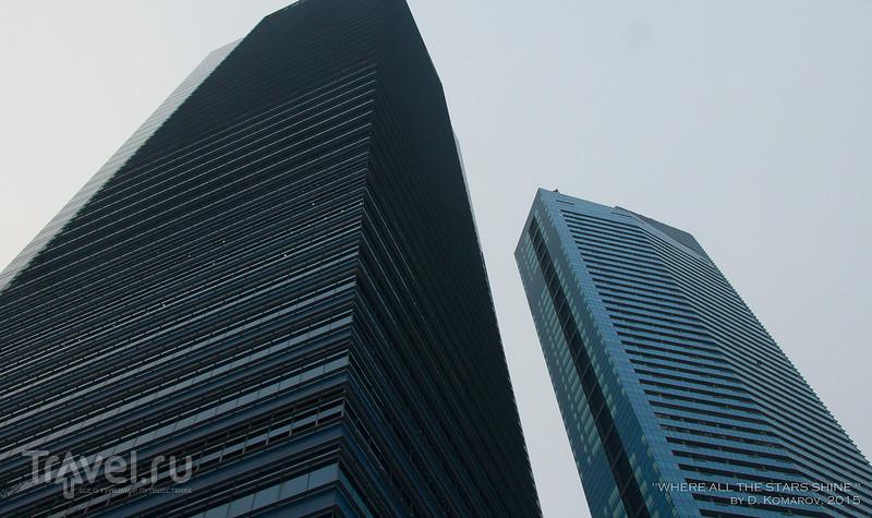 Из Сингапура с подробностями: от East Coast до Фонтана Богатства / Сингапур