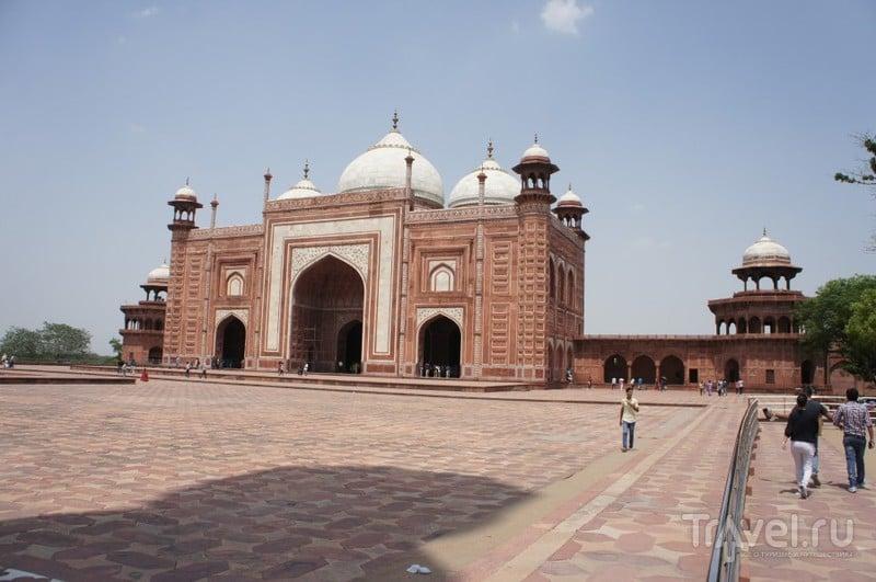 Путешествие по Индии: Агра / Индия