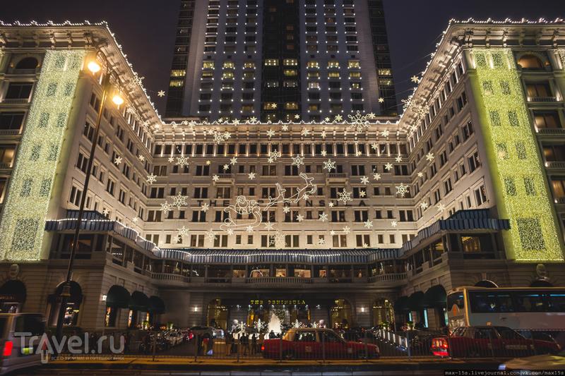 Новый год в Гонконге / Фото из Гонконга