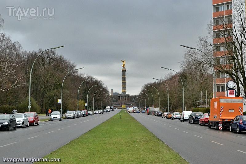 Достоин ли Берлин внимания путешественников? Частное мнение / Фото из Германии