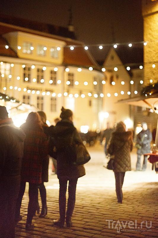 Зима в Эстонии / Эстония