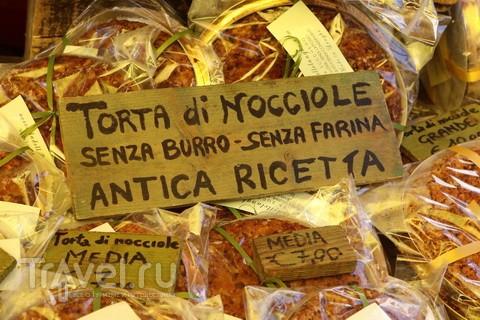 Фундук из Пьемонта. В конфетах, пирогах и пасте / Италия