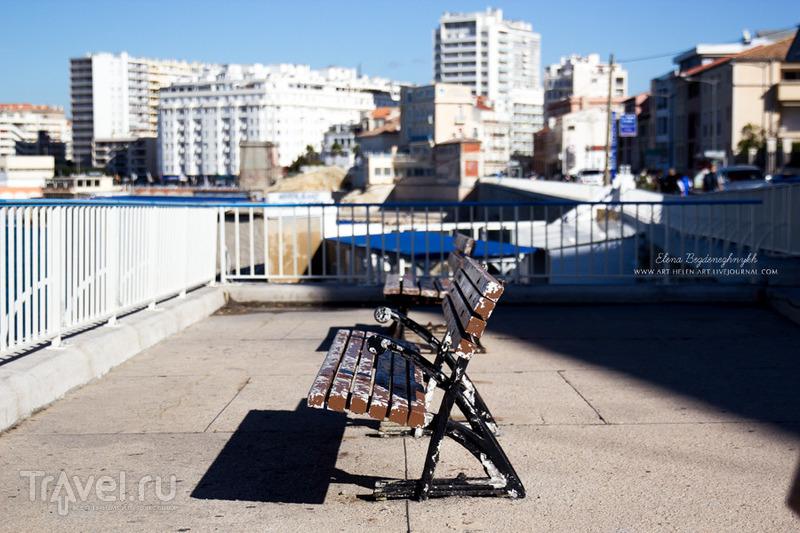 Марсель. Три пляжа и бухта Vallon des Auffes / Франция