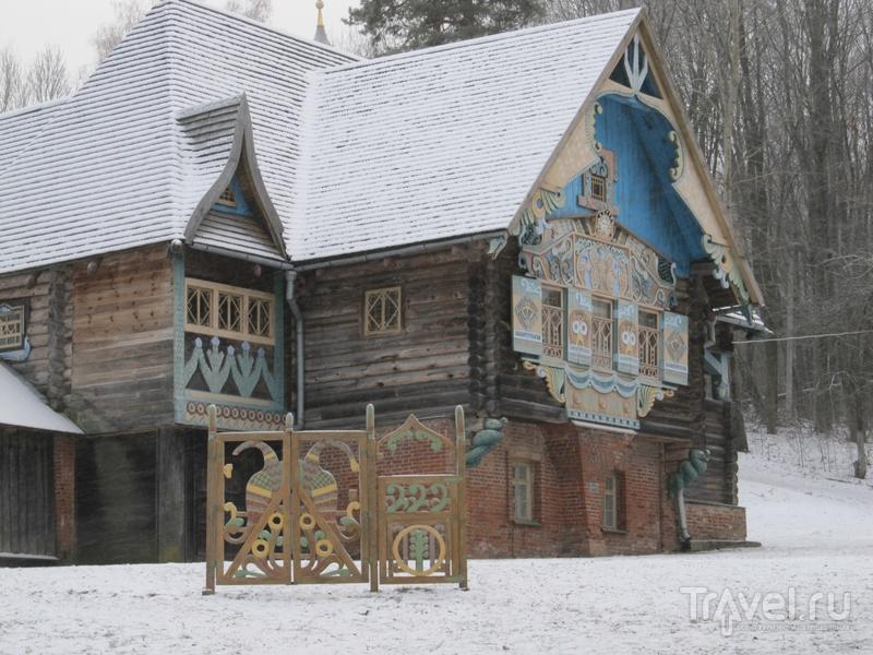 Смоленская область, усадьба Фленово / Россия