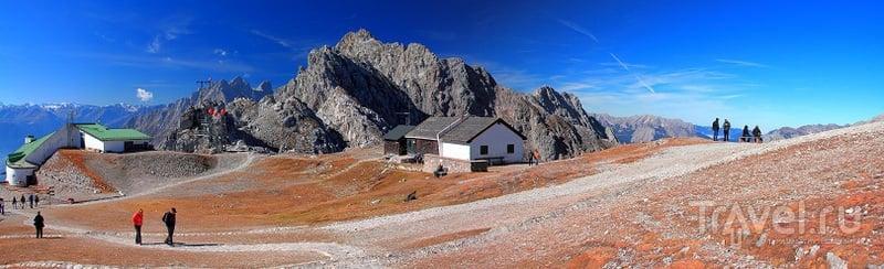 Голубые небеса дарят людям чудеса / Фото из Австрии
