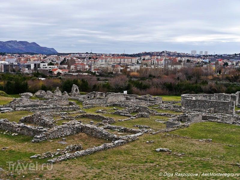 Салона: хорватский город-призрак / Хорватия