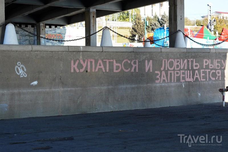 Волгоград. Набережная реки Волга / Фото из России