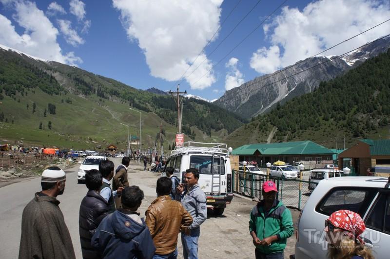 Путешествие по Индии: Сонмарг (Sonamarg), Кашмир / Фото из Индии