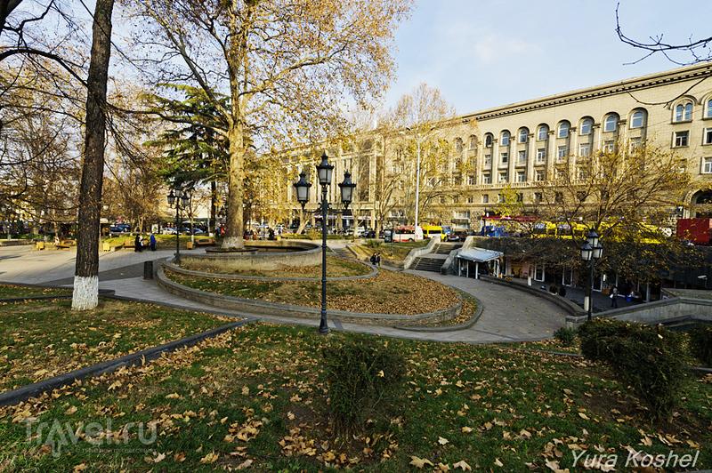 Тбилиси. Старый город / Фото из Грузии
