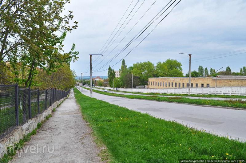 Каменец-Подольский: город-пустрыть / Украина