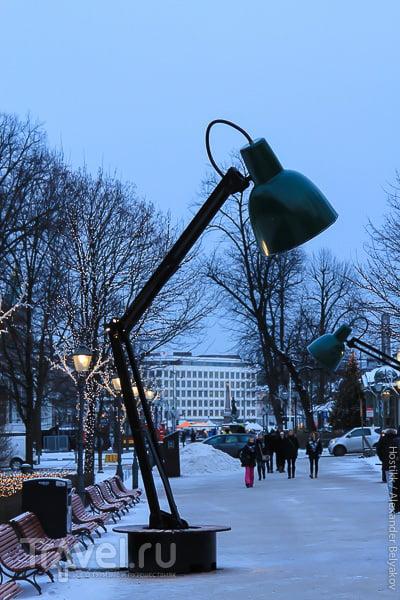 Автотур по Скандинавии. Хельсинки-Турку / Финляндия