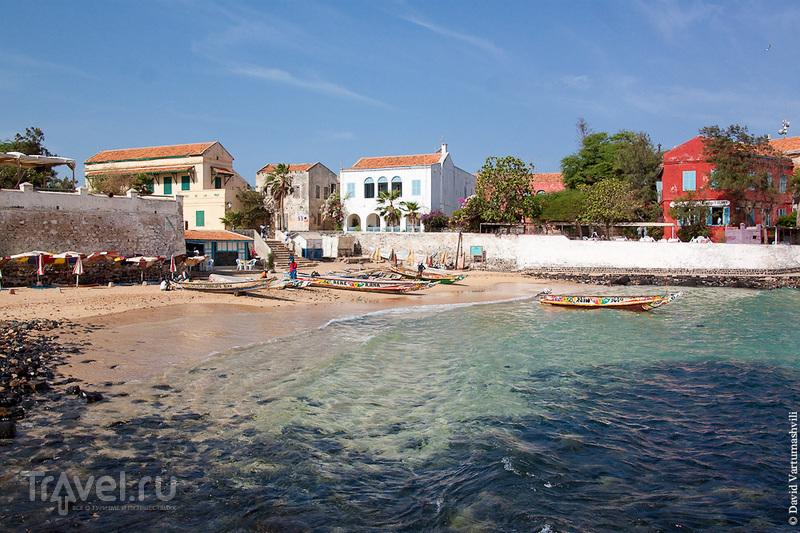 Сенегал и Гамбия. Остров Горе / Фото из Сенегала