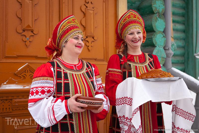 Гороховец: купеческие пироги и царская каша / Россия
