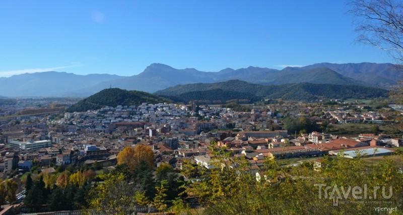 Олот -  как живут на вулкане / Испания