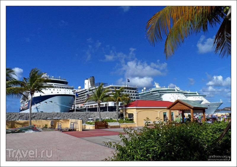 Круиз по Южным Карибам. От Барбадоса до Сент-Томаса / Фото из Французской Гваделупы