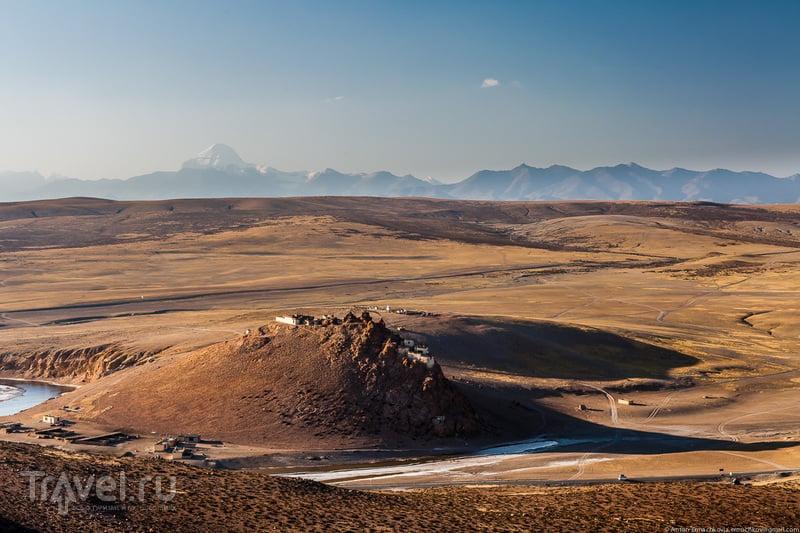 Тибет. Озеро Манасаровар / Фото из Китая