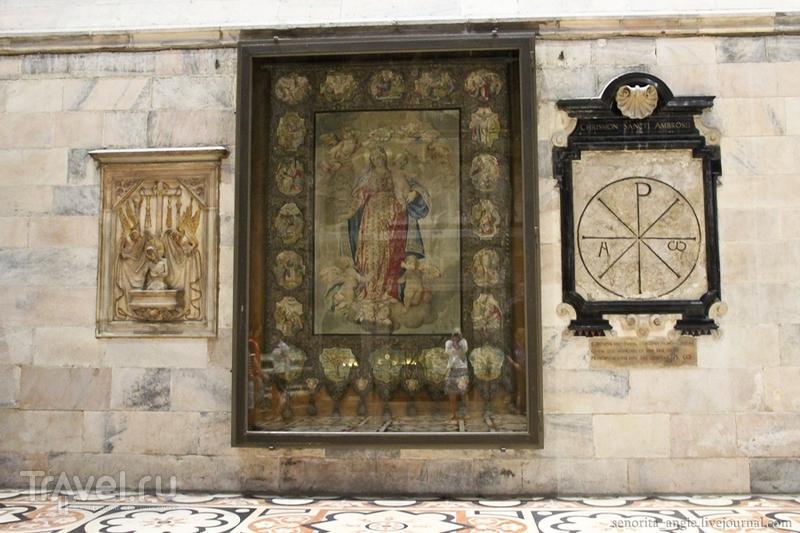 Главное сокровище Милана / Италия