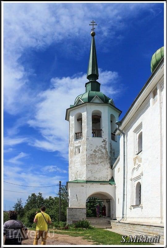 Церковь Рождества Иоанна Предтечи в Старой Ладоге / Фото из России