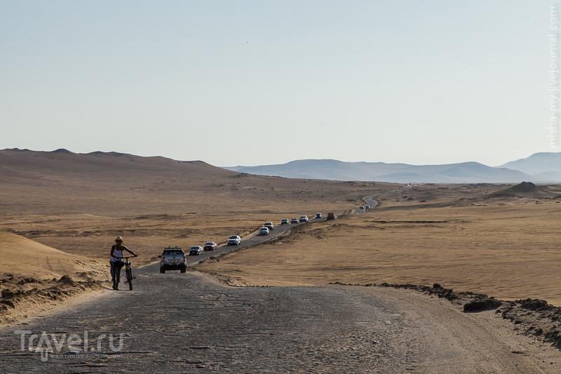 Поездка по Перу. Паракас / Фото из Перу