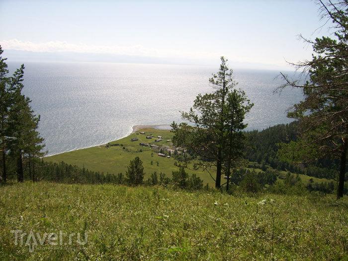 Заповедный туризм на Байкале / Россия