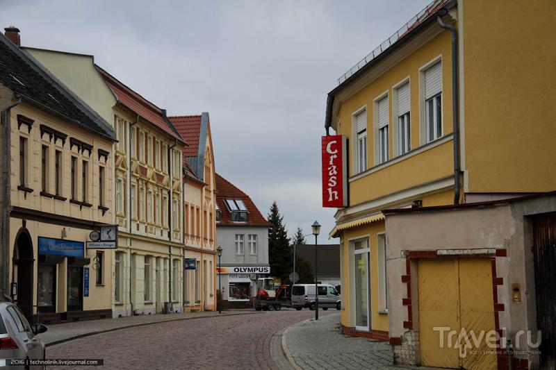 Сталинштадт - первый социалистический город Германии / Германия