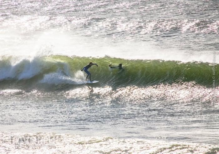 Серфинг на Курилах. Остров Итуруп / Россия