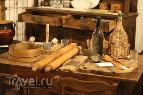 Винодельня c музеем. Очень по-итальянски / Италия
