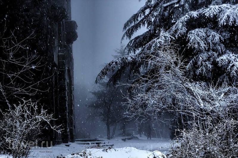 Три холодных дня на Кипре / Кипр