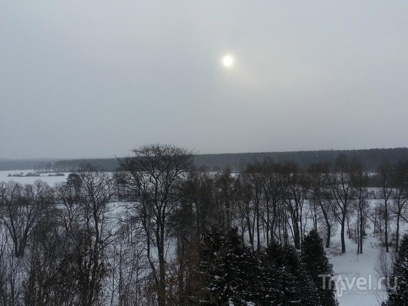 Усадьба Архангельское. 2016 год / Россия
