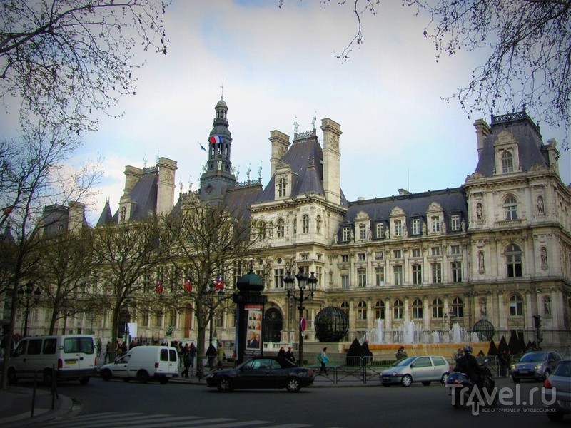 Париж. Нотр-Дам и окрестности, район Маре / Фото из Франции