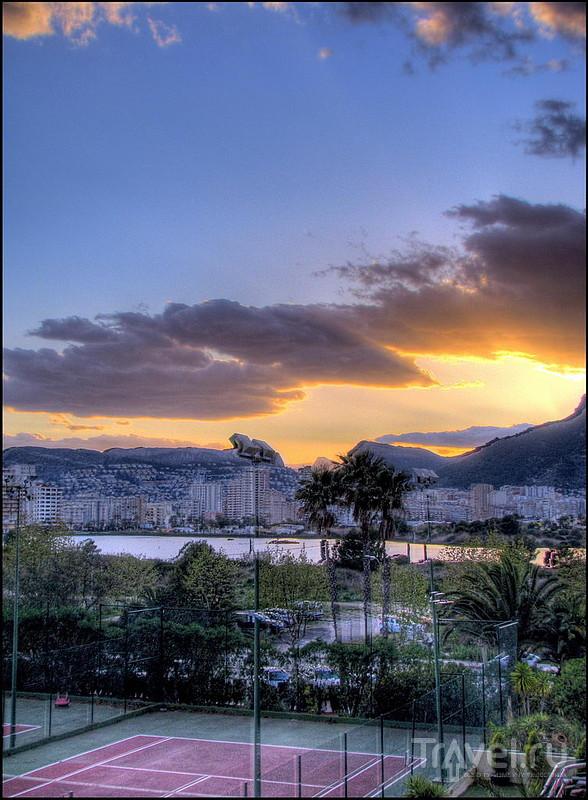 Кальпе. Коста Бланка. Испания. Первая прогулка / Фото из Испании