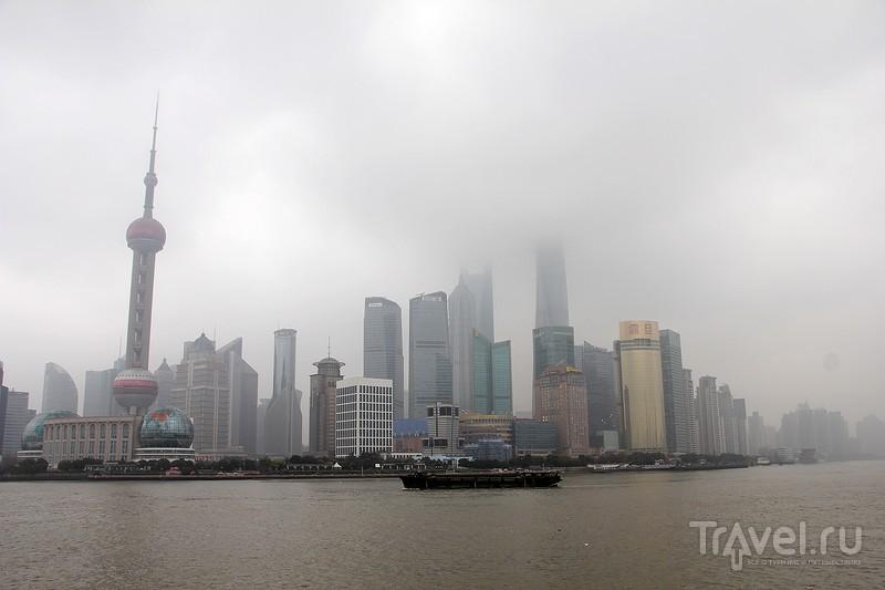 Шанхай. Основные достопримечательности / Фото из Китая