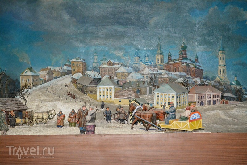 Белёв, Тульская область: Краеведческий музей им. П. Жуковского / Россия