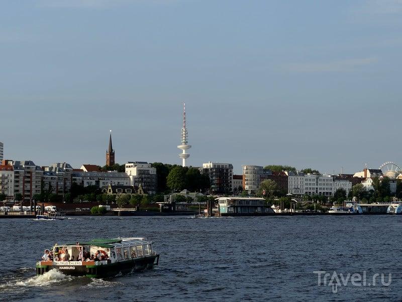 Там, где бьётся сердце Гамбурга / Германия