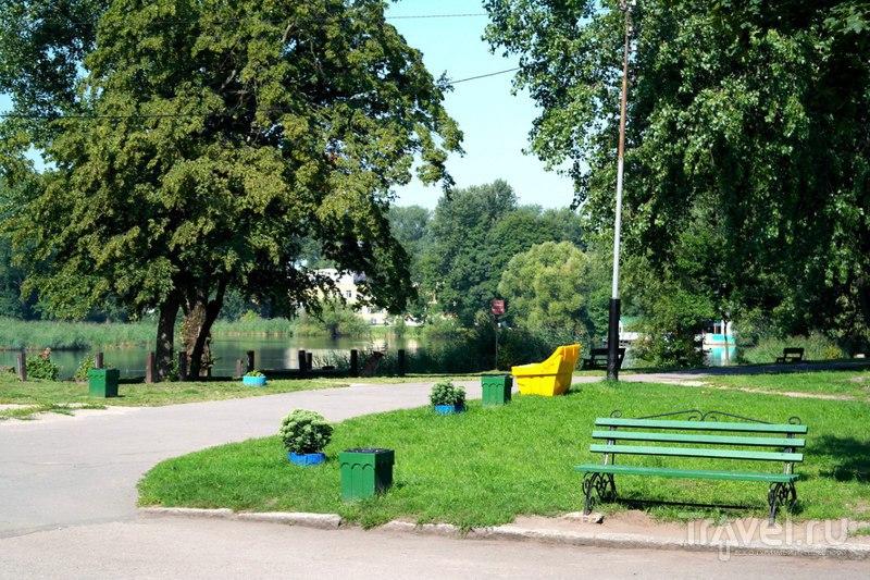 Южный парк в Калининграде / Россия