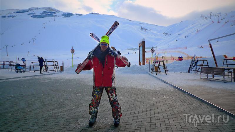 Шахдаг? Горные лыжи? В Азербайджане? / Фото из Азербайджана